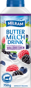 Buttermilch Drink Waldbeeren 750 g