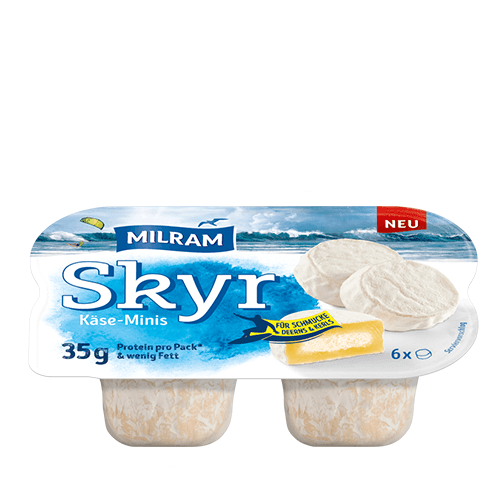 Skyr Käse-Happen